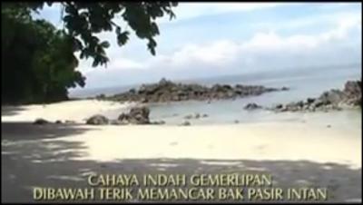 Keindahan Wisata Pulau Jemur Rokan Hilir Riau