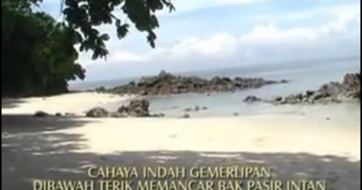 Keindahan Wisata Pulau Jemur Rokan Hilir Riau Riaumagz