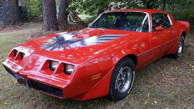 ¡¡Un Trans Am '1979 Trans Am' resistente! www.transam1979.com