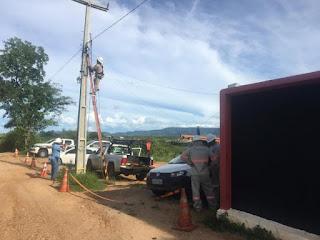 Operação da Energisa autua 50 estabelecimentos por furto de energia na Paraíba