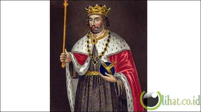 King Edward II - 1327