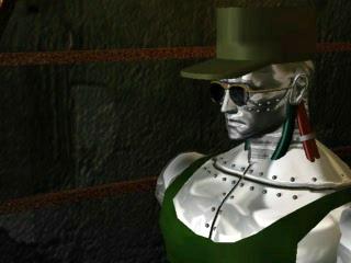 Tekken 2 P Jack