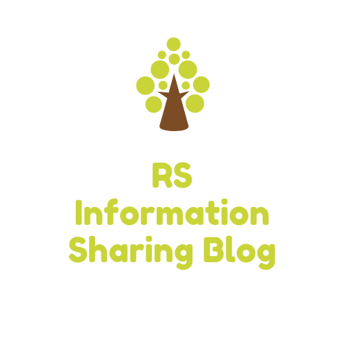 RS Information Sharing Blog