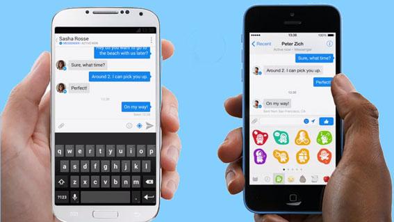 تحميل تطبيق ماسنجر فيس بوك للاندرويد والكمبيوتر مجاناً ,Facebook Messenger free download