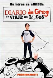 Diario de Greg 4: Un Viaje de Locos / Carretera y Manta Poster