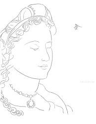 Easy Renaissance Art Sketch