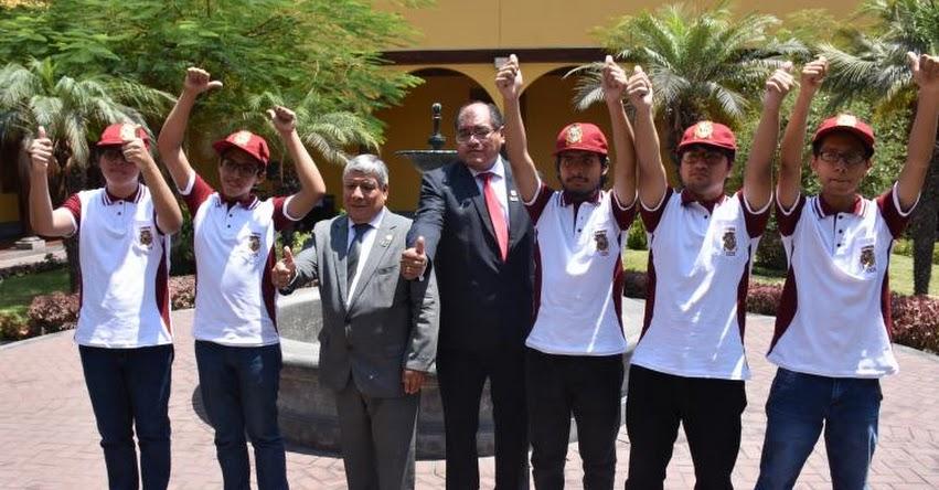 UNMSM: Universidad San Marcos presentó a sus primeros puestos del examen de admisión de marzo 2019 - www.unmsm.edu.pe