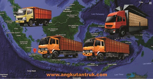 Harga sewa truk Jakarta