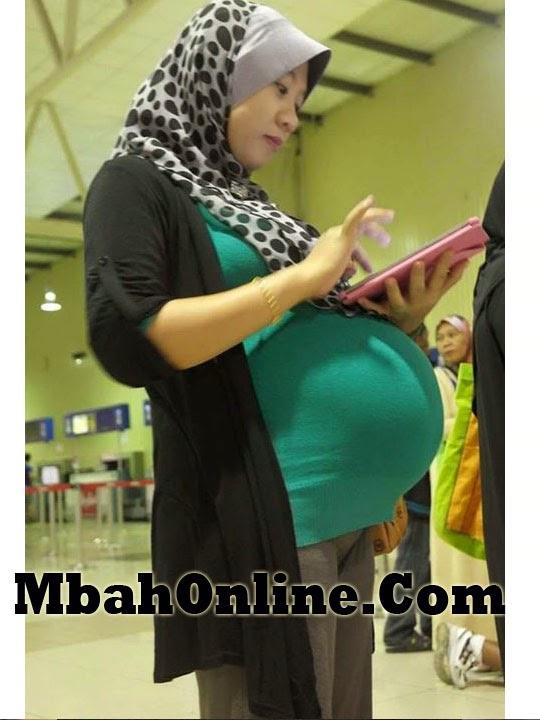 foto ibu hamil 9 bulan hubungan