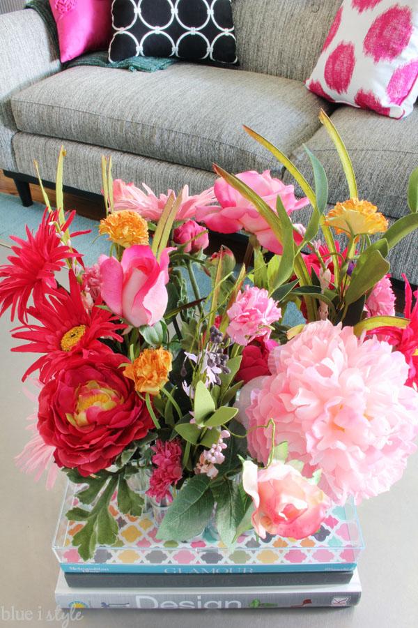 Spring Infinite April Vase