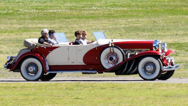 Gatsby Car: Fashion: The Great Gatsby