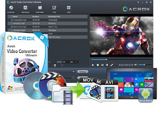 Acrok Video Converter Ultimate 6.1.100.1134 Full Version