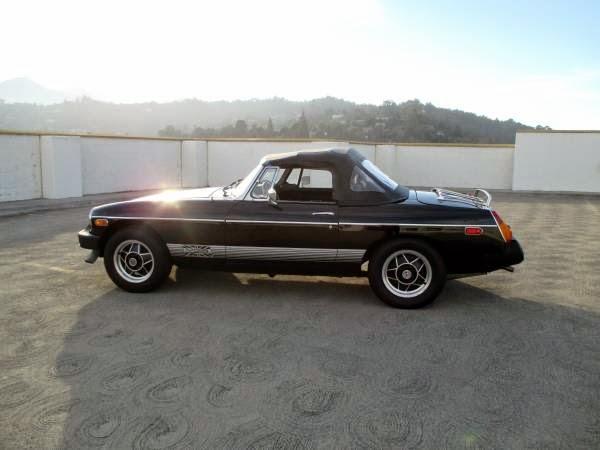 Auto Restorationice: MG