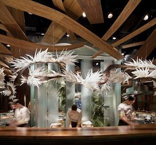 Restaurante Ikabana / El Equipo Creativo