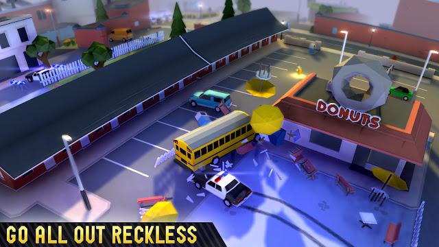 Reckless Getaway 2 APK MOD Unlimited Money
