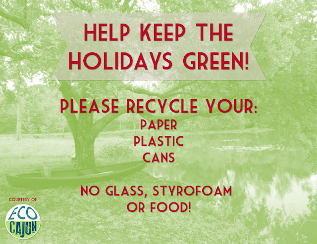 Download this sign to label your recycling bin.