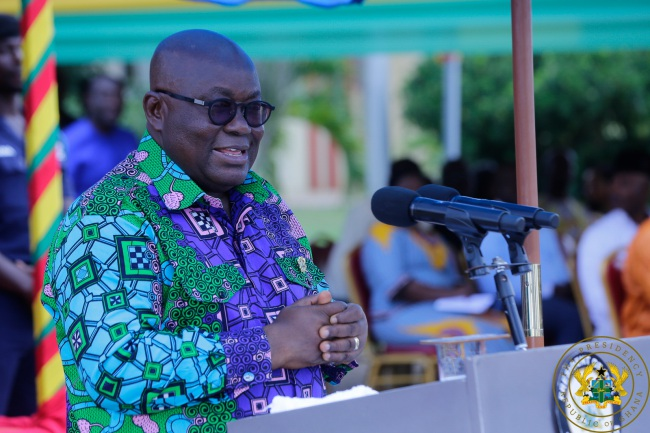"""Our Policies Have Impacted Positively On Ghanaians"" – President Akufo-Addo"