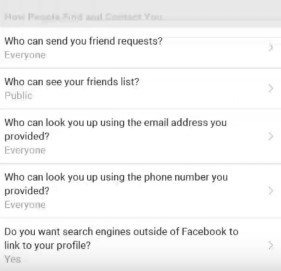 Cara Membuat Profil Facebook Terkunci ( Profile Locked )
