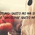 """""""Gustung-gusto mo na siya, pero """"ghosting"""" gusto niya"""""""