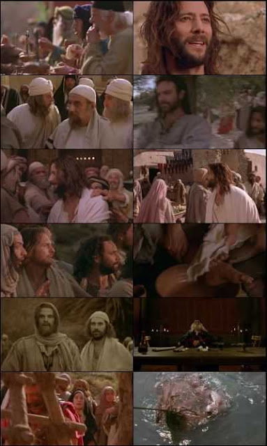 The Gospel Of John (2003) Dual Audio 700mb WEBRiP
