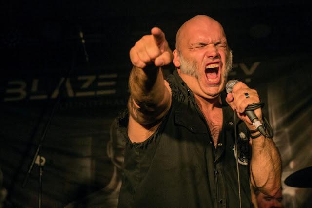 Γιάννενα: Ο θρύλος της σκληρής μουσικής Blaze Bayley πρώην τραγπυδιστής των Iron Maiden, έρχεται στα Γιάννενα