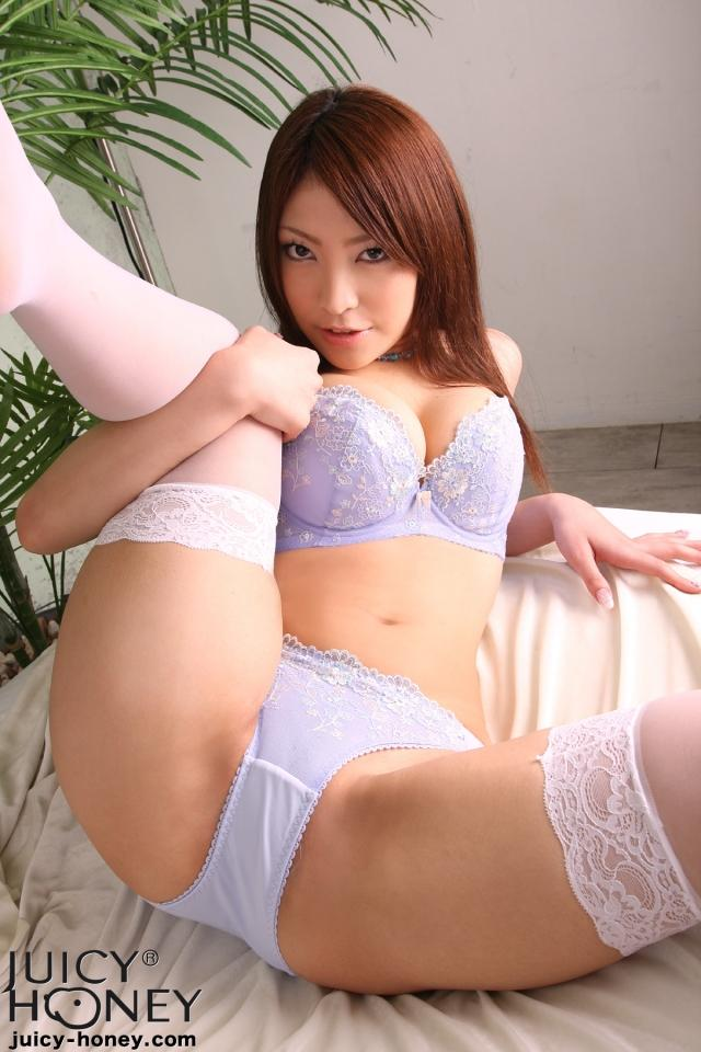 Akane yoshizawa in uniform gives blowjob 9