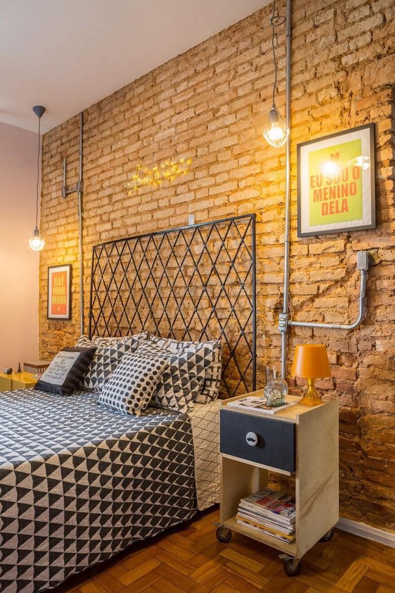 Antest y Después Dormitorio Vintage