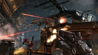 Wolfenstein The New Order screenshots