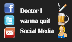 Social Media Addiction is Difficult to Quit than Alcohol !