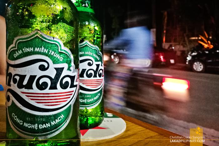 Huda Beer DMZ Hue