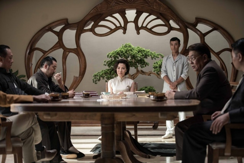 Master Z: Ip Man Legacy, Michelle Yeoh, kung fu movie, Dave Bautista, Mx Zhang, Movie Review by Rawlins, action movie, Rawlins GLAM
