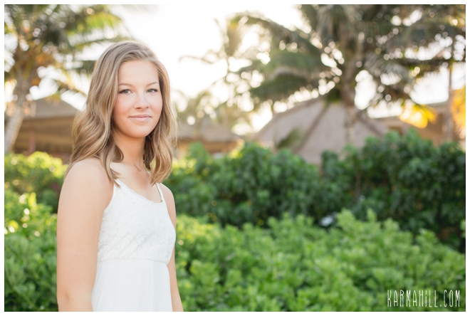 Maui Senior Photography