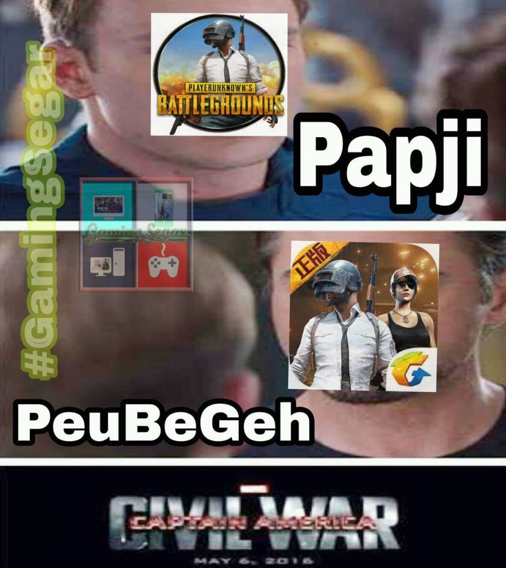 7 Meme Pubg Ini Cuma Gamer Aja Yang Ngakak Maksimal Lucu Me