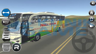 Download Game IDBS Bus Simulator mod apk 2.2 Bus Indonesia