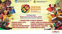 Kementrian Dikbud RI dan Pemkab Samosir Gelar Gebyar Budaya Harmoni Indonesia