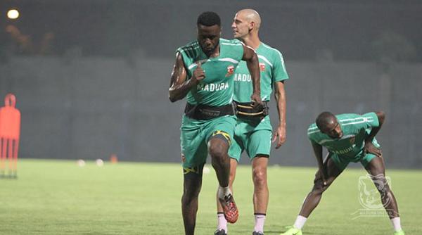 Waduh, Madura United Ternyata Trauma sama Sriwijaya FC, Ko Bisa?