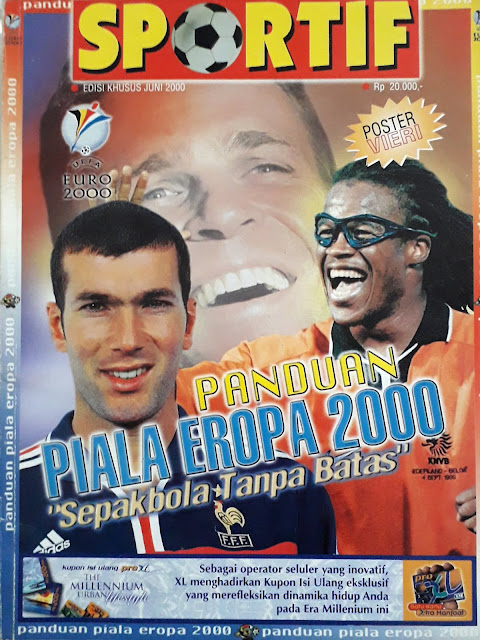 PANDUAN PIALA EROPA 2000 SEPAKBOLA TANPA BATAS