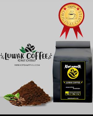 Kopi Luwak (Civet Coffee)