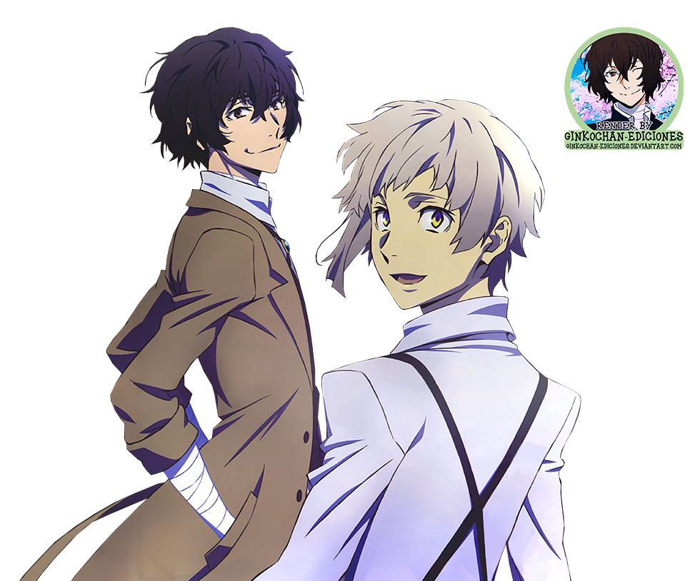 RENDER Dazai - Atsushi