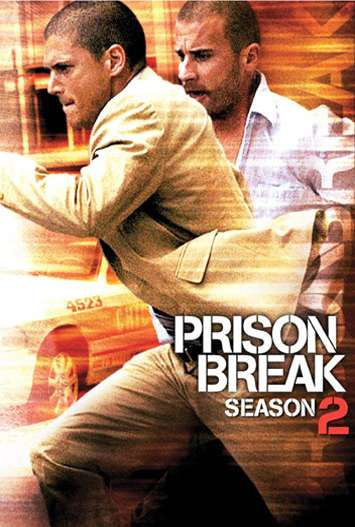 Prison Break Temporada 2 Completa HD 720p Latino Dual