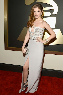 Grammy Awards 2014 Anna Kendrick