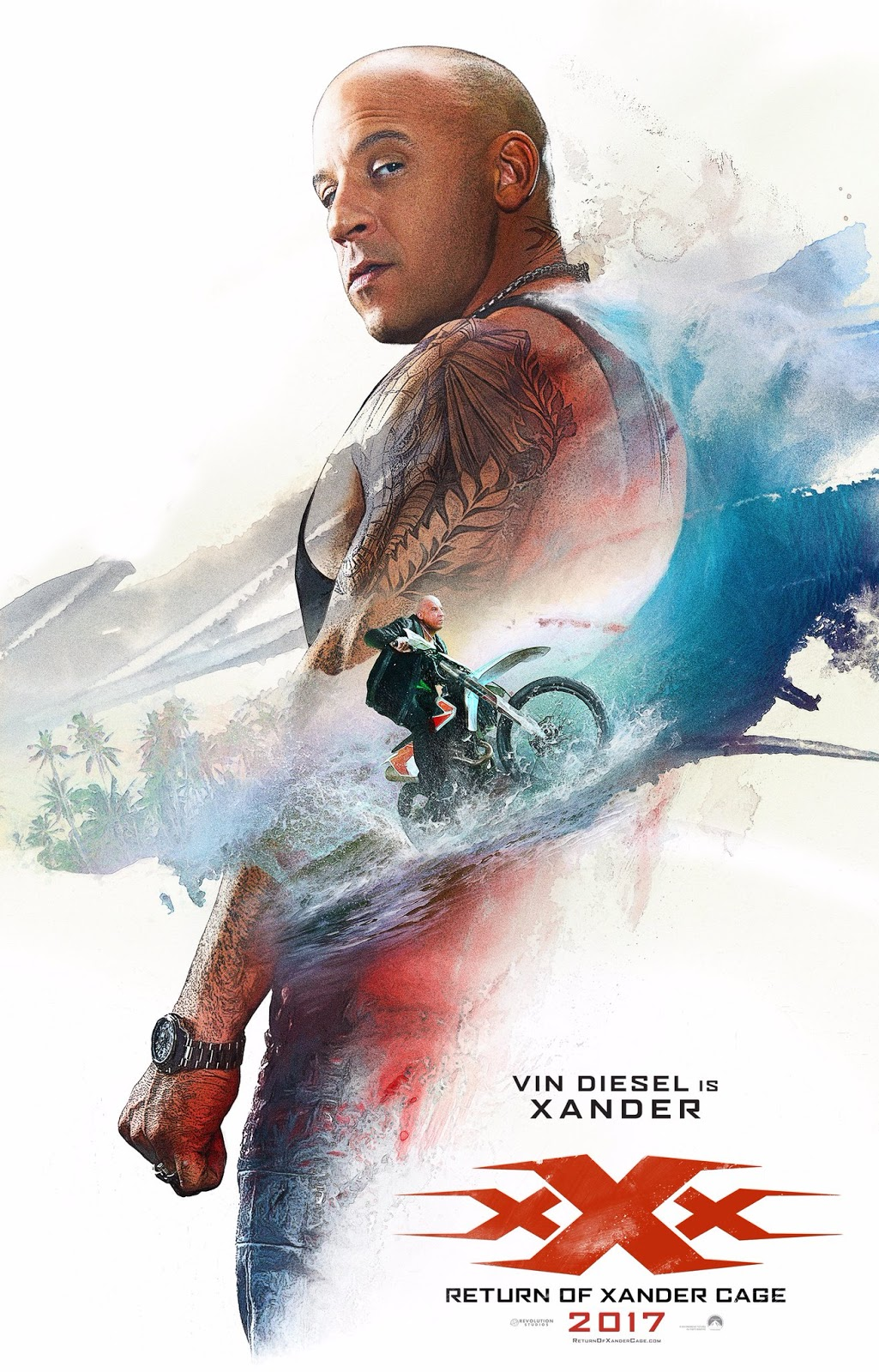Vin diesel donnie yen ruby rose and deepika padukone take charge in the new xxx the return of xander cage trailer