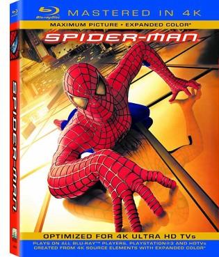 SpiderMan 2002 Movie Free Download 720p BluRay DualAudio
