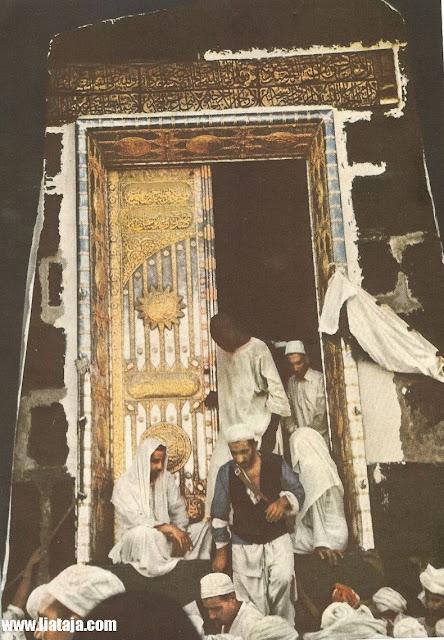 25 Foto Menakjubkan Suasana Ibadah Haji Tahun 1953| liataja.com