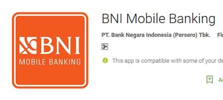 Cara Ganti / Ubah Nomor HP SMS Mobile Banking BNI?