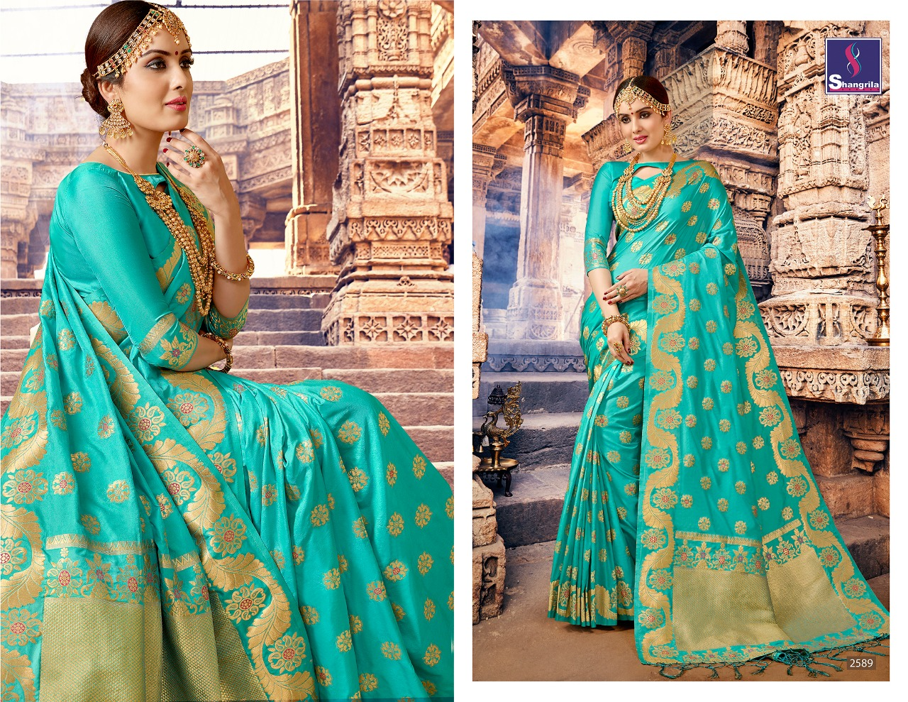 Shangrila Nalli New Arrival Silk Sarees Collection