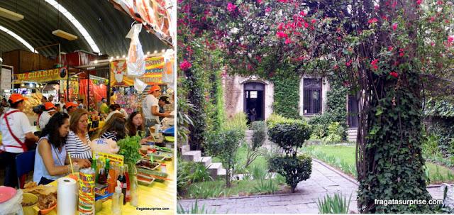 Coyoacán, Cidade do México - Mercado de Coyoacán e Casa de Trotski
