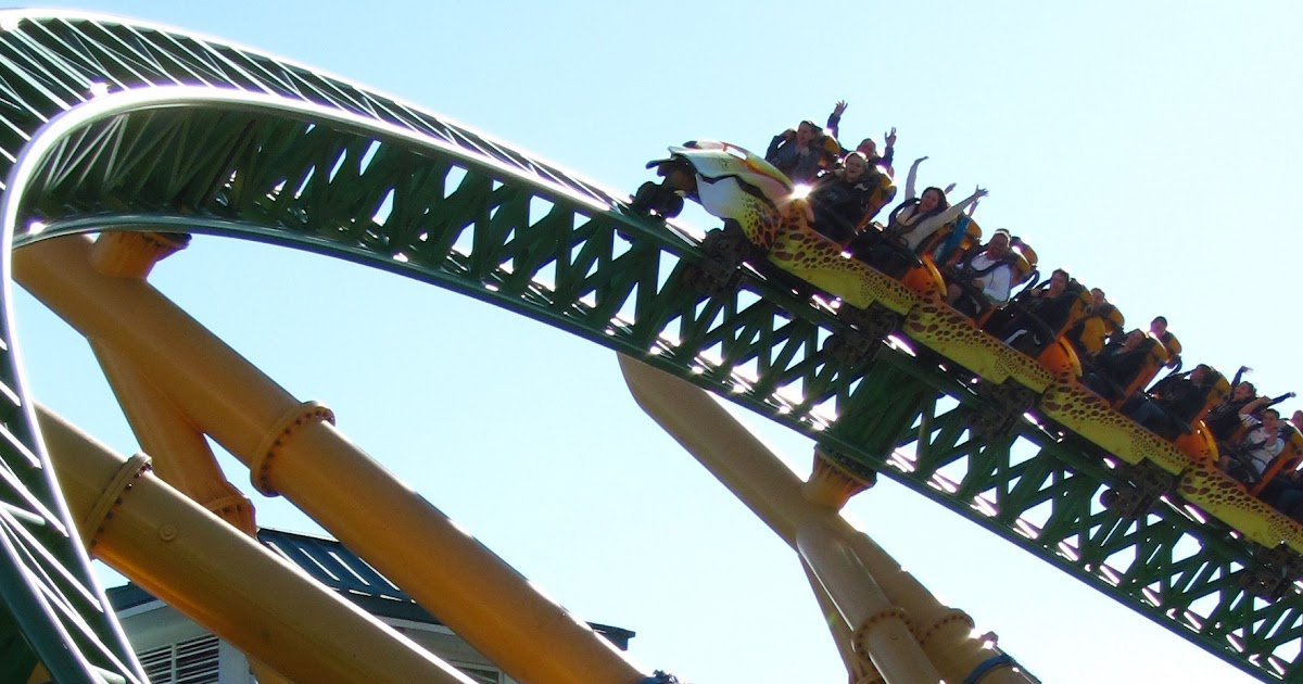 Busch Gardens Tampa Park Guide Amusementinsider The Front Page Of Theme Parks