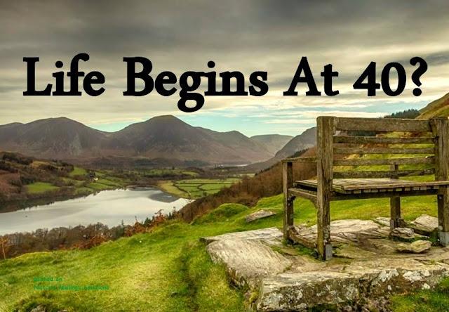 Kenapa Kehidupan Bermula Pada Usia 40 Tahun?