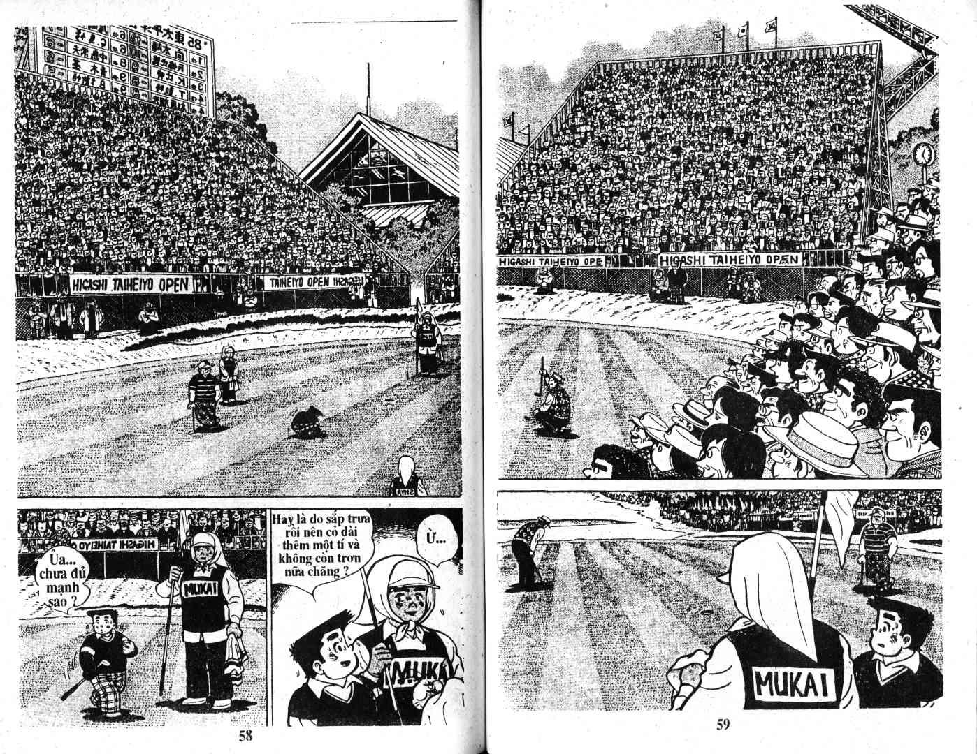 Ashita Tenki ni Naare chapter 40 trang 27